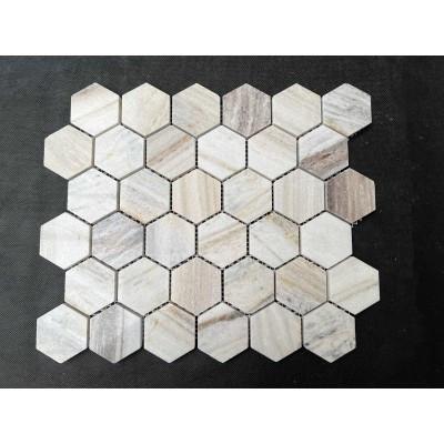 Light travertin 30,5x61