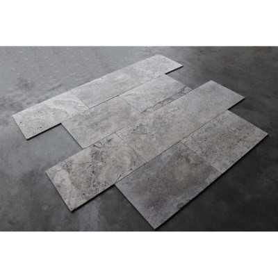 Wit Marmer Mozaiek 1x2,3x2,3