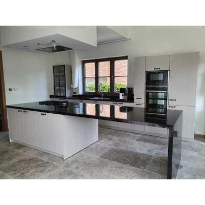 Zwart Marmer Mozaiek 1x2,3x4,8