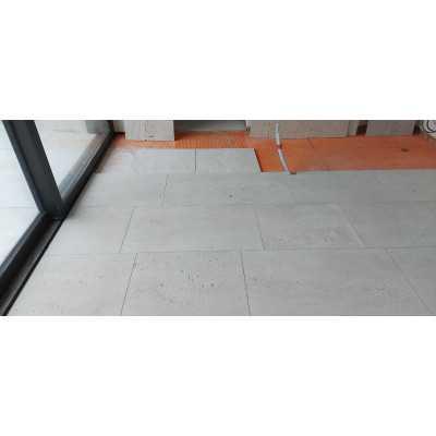 Zwart Marmer Split Face 4,8x4,8